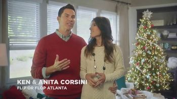 eBay TV Spot, 'HGTV: Mix of Textures and Colors' Feat. Ken & Anita Corsini - 2 commercial airings