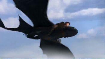 DreamWorks Dragons Barrel Roll Toothless TV Spot, 'Defend Berk' - Thumbnail 2