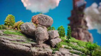 DreamWorks Dragons Barrel Roll Toothless TV Spot, 'Defend Berk' - Thumbnail 7