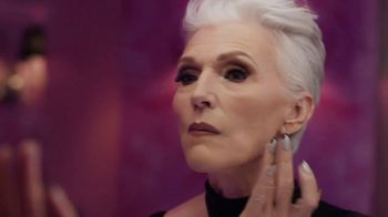 CoverGirl + Olay Simply Ageless Foundation TV Spot, 'What Age' Ft Maye Musk