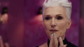 CoverGirl + Olay Simply Ageless Foundation TV Spot, 'What Age' Ft Maye Musk - Thumbnail 3