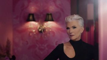 CoverGirl + Olay Simply Ageless Foundation TV Spot, 'What Age' Ft Maye Musk - Thumbnail 4