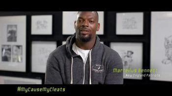 NFL TV Spot, 'My Cause My Cleats: Adventure Park' - Thumbnail 1