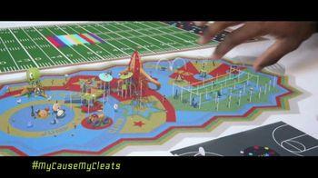 NFL TV Spot, 'My Cause My Cleats: Adventure Park' - Thumbnail 2