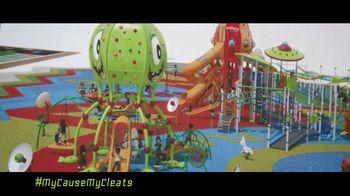NFL TV Spot, 'My Cause My Cleats: Adventure Park' - Thumbnail 5