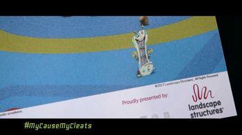 NFL TV Spot, 'My Cause My Cleats: Adventure Park' - Thumbnail 7