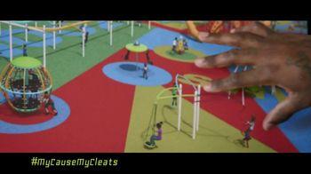 NFL TV Spot, 'My Cause My Cleats: Adventure Park' - Thumbnail 8