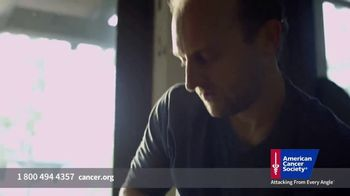 American Cancer Society TV Spot, 'Attacking from Every Angle: Used To' - Thumbnail 8