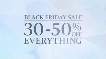 Zales Black Friday Sale TV Spot, 'Diamond Earrings and Rings'