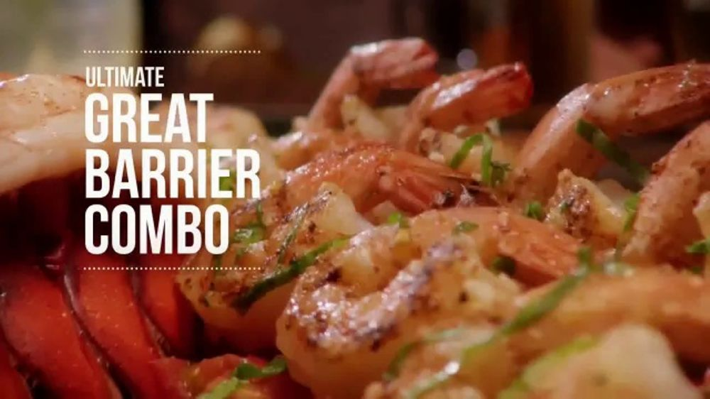 Outback Steakhouse Big Australia TV Commercial, 'Back With Our Biggest Entrees'