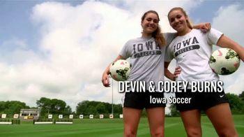 Big Ten Conference TV Spot, 'Devin & Corey Burns'