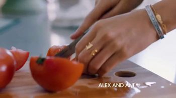 Alex and Ani Meditating Eye TV Spot, '#SymbolRightNow: Gratitude' - Thumbnail 4