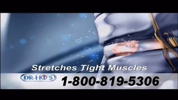 DR-HO's Back Relief Belt TV Spot, 'Feel Good'