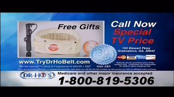 DR-HO's Back Relief Belt TV Spot, 'Feel Good' - Thumbnail 7