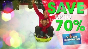 Six Flags Cyber Sale TV Spot, '2018 Holiday in the Park' - Thumbnail 6