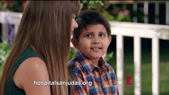 St. Jude Children's Research Hospital TV Spot, 'Época festiva' [Spanish]