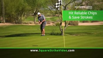 Square Strike Wedge TV Spot, 'You're Not Alone' Feat. Andy North - Thumbnail 9