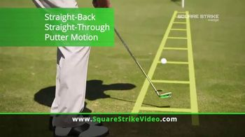 Square Strike Wedge TV Spot, 'You're Not Alone' Feat. Andy North - Thumbnail 7