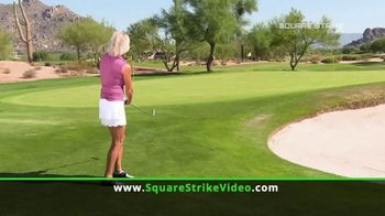 Square Strike Wedge TV Spot, 'You're Not Alone' Feat. Andy North - Thumbnail 8