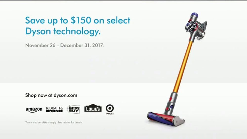 Dyson V8 Tv Commercial Powerful Suction Ispot Tv