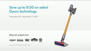 Dyson V8 TV Spot, 'Powerful Suction' - Thumbnail 9