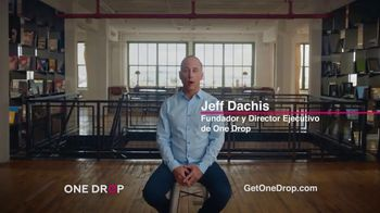 One Drop Chrome Starter Kit TV Spot, 'Reducir la glucosa' [Spanish]