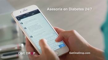 One Drop Chrome Starter Kit TV Spot, 'Reducir la glucosa' [Spanish] - Thumbnail 5