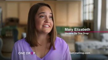 One Drop Chrome Starter Kit TV Spot, 'Reducir la glucosa' [Spanish] - Thumbnail 6