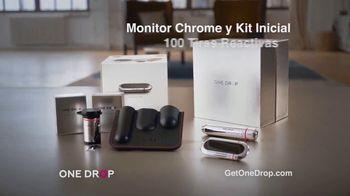 One Drop Chrome Starter Kit TV Spot, 'Reducir la glucosa' [Spanish] - Thumbnail 7