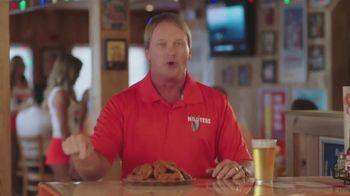Hooters TV Spot, 'The Game' Featuring Jon Gruden - Thumbnail 8