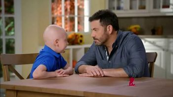 St. Jude Children's Research Hospital TV Spot, 'Holidays' Ft. Jimmy Kimmel - Thumbnail 1