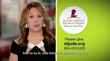 St. Jude Children's Research Hospital TV Spot, 'Holidays' Ft. Jimmy Kimmel - Thumbnail 7