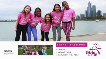 2017 Squeez'd Girls on the Run 5K TV Spot, 'The Power of Running'