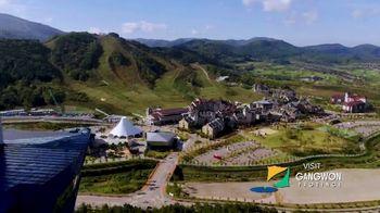 Gangwon Tourism TV Spot, 'Alpensia' Featuring Daniel Henney