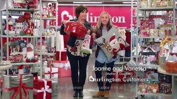 Burlington TV Spot, 'Shoppers Come for Coats but Find So Much More'