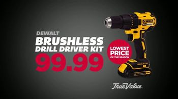 True Value Hardware Black Friday Sale TV Spot, 'Drill and Screwdriver Kits' - Thumbnail 2