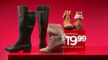JCPenney Black Friday Deals TV Spot, 'Botas y joyería' [Spanish] - Thumbnail 3