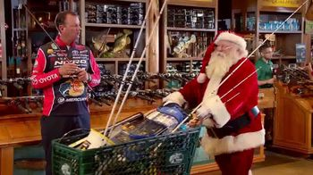 Bass Pro Shops Super Santa Giveaway Event TV Spot, 'Prize' Ft. Kevin VanDam - Thumbnail 1