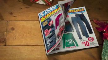 Bass Pro Shops Super Santa Giveaway Event TV Spot, 'Prize' Ft. Kevin VanDam - Thumbnail 4