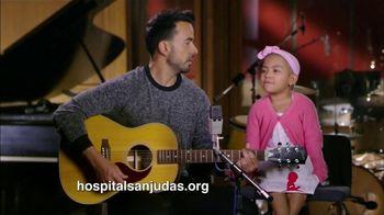 St. Jude Children's Research Hospital TV Spot, 'Únete' [Spanish] - 317 commercial airings