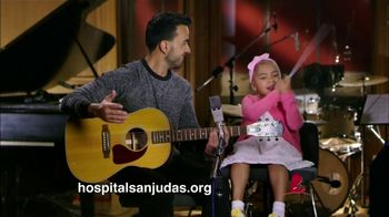 St. Jude Children's Research Hospital TV Spot, 'Únete' [Spanish] - Thumbnail 8