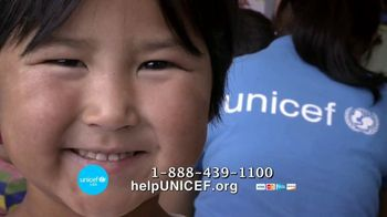 UNICEF TV Spot, 'Lasting Difference' - Thumbnail 4
