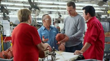 Papa John's TV Spot, 'Give It Everything' Featuring Peyton Manning - 350 commercial airings