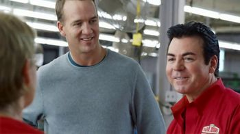 Papa John's TV Spot, 'Give It Everything' Featuring Peyton Manning - Thumbnail 7