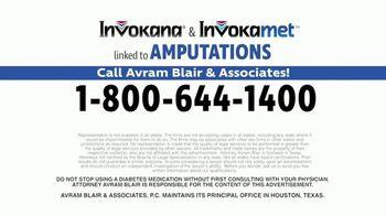 Avram Blair & Associates TV Spot, 'Diabetes Medications' - Thumbnail 8
