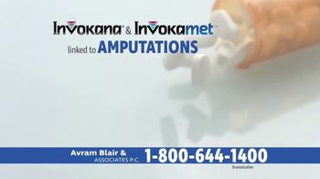 Avram Blair & Associates TV Spot, 'Diabetes Medications' - Thumbnail 5