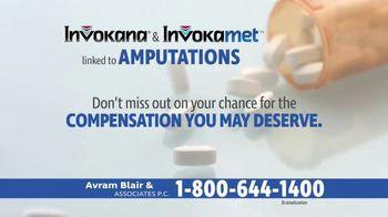 Avram Blair & Associates TV Spot, 'Diabetes Medications' - Thumbnail 6
