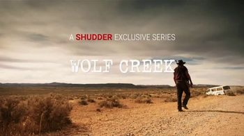 Shudder TV Spot, 'Wolf Creek: Revenge Epic' - Thumbnail 2