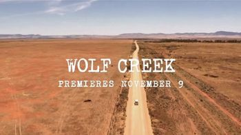 Shudder TV Spot, 'Wolf Creek: Revenge Epic' - Thumbnail 7