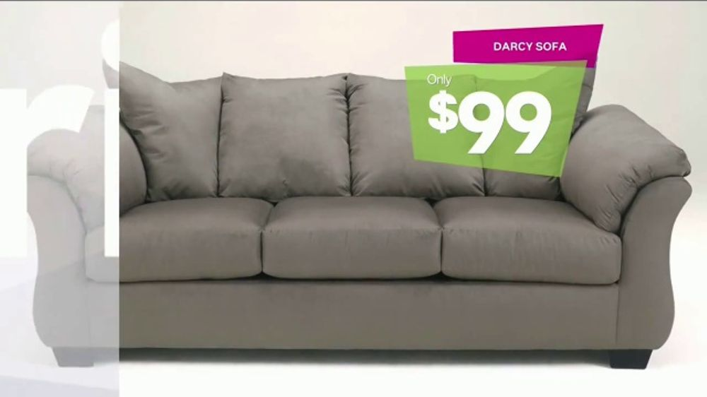 Ashley Homestore Black Friday Event Tv Commercial Darcy